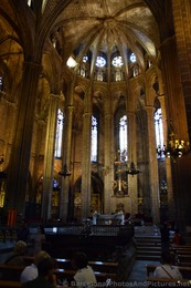 Barcelona Cathedral Chancel Central Stage Area.jpg