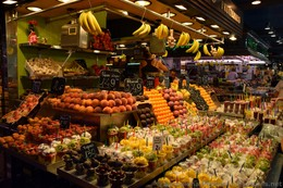 Fruit Salads & Smoothies for Sale @ La Boqueria.jpg