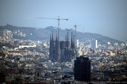 Barcelona Skyline Photos