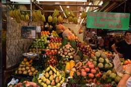 Mediterranean & Tropical Fruit Salad Vendor at La Boqueria.jpg