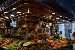 Barcelona Woman Merchant @ Fruit Stall in the Boqueria.jpg